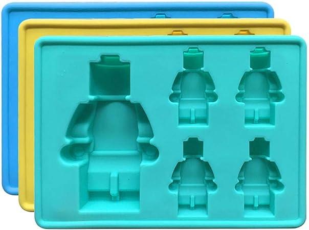 Pultus - Molde de Silicona para Cubitos de Hielo, fácil de Limpiar ...