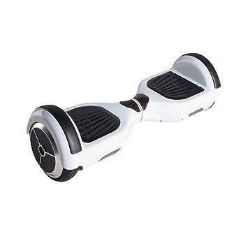 PNI Scooter eléctrico Escort SK8 Ruedas 6.5 Pulgadas Blanco ...