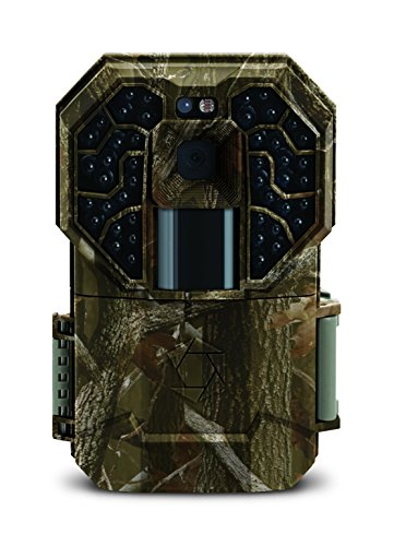GSM Outdoors STC-G45NG Stealth Cam, Triad/ 14 Megapixel/ 45 No Glow Ir Emitters/Hd Video Recording 5-180 Seconds W/Audio Digital Scouting Camera