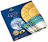 Opavia Tradicni lazenske oplatky Kolonada 175g Original Czech Spa Round Wafers with Nuts Filling (3-Pack)