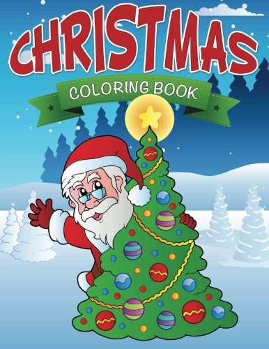 Christmas Coloring Book Speedy Publishing product image