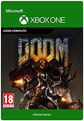 DOOM 3 | Xbox One - Código de descarga: Amazon.es: Videojuegos