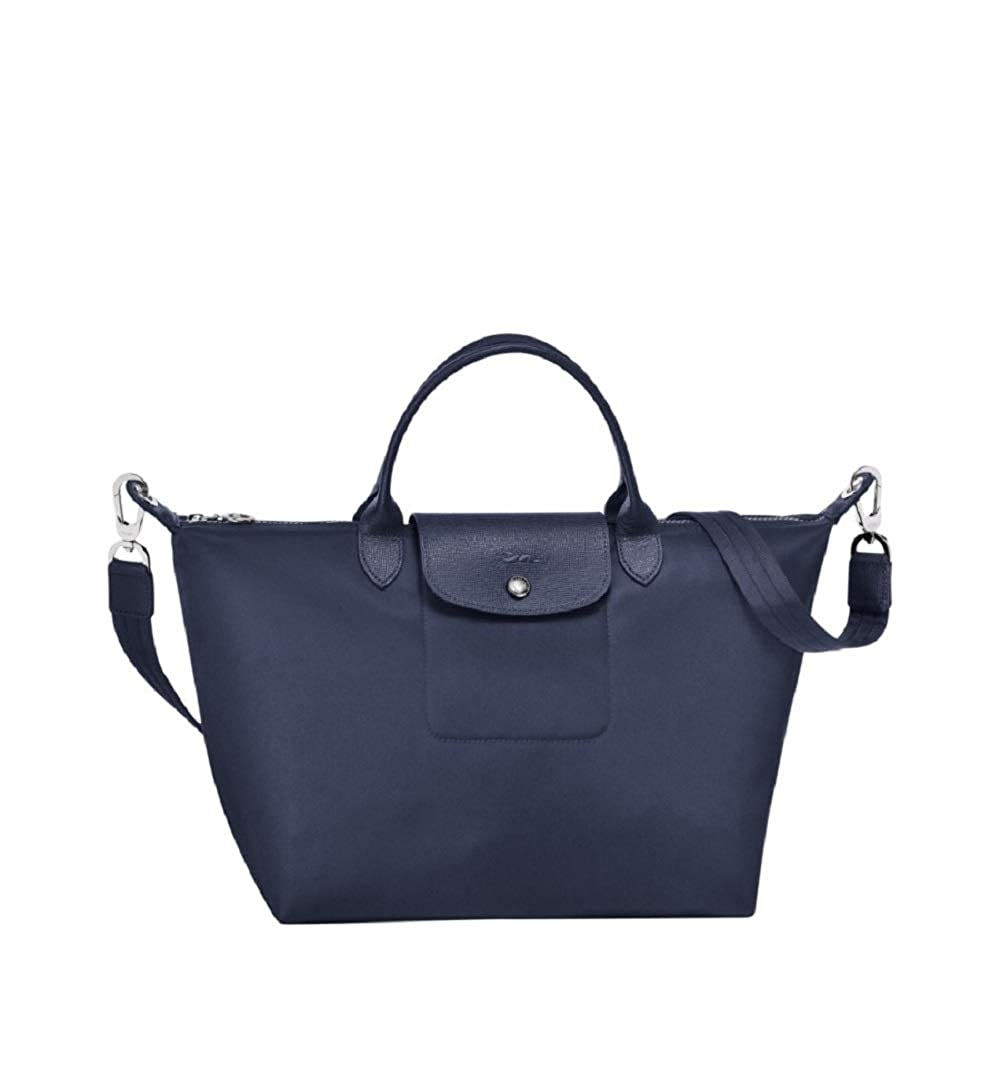 Longchamp レディース L1515578006 US サイズ: M カラー: ブルー B07GY1WPCD