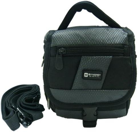 Casio Exilim TRYX Digital Camera Case Synergy Digital Water Resistant Case Black