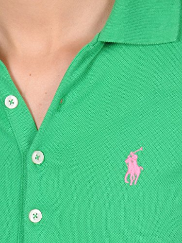 Ralph Lauren Polo Donna V38IOJUPB9415B3H03 Cotone Verde