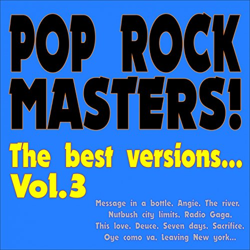 Pop Rock Masters! the Best Versions... (Vol.3 Message for sale  Delivered anywhere in USA