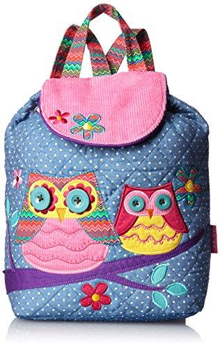 Stephen Joseph Signature Backpack  Owl