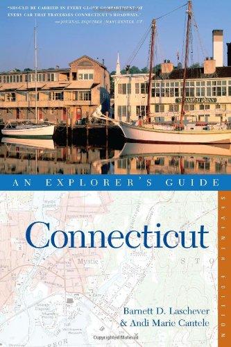 Download Explorer's Guide Connecticut (Seventh Edition)  (Explorer's Complete) ebook