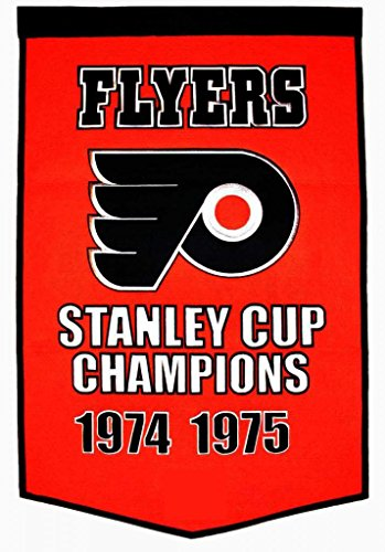NHL Dynasty Banner Banner Type: Philadelphia Flyers