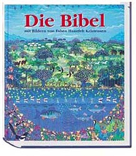 Die Bibel mit Bildern von Esben Hanefelt Kristensen
