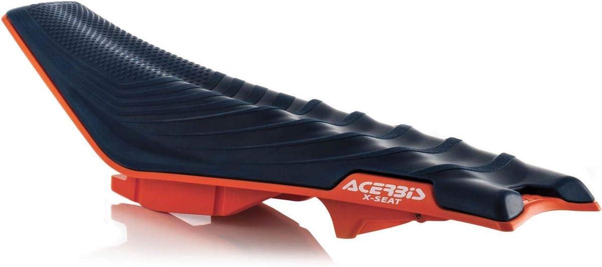 Acerbis 2374970001 Black Soft X-Seat