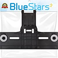 Ultra Durable W10350375 Dishwasher Top Rack Adjuster Replacement part by Blue Stars - Exact Fit for Whirlpool & Kenmore dishwashers - Replaces W10250159 W10350375 W10712395