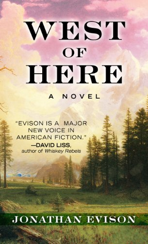 book cover of West of Here