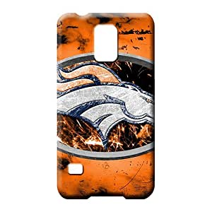 samsung galaxy s5 Shatterproof Tpye trendy phone carrying shells denver broncos