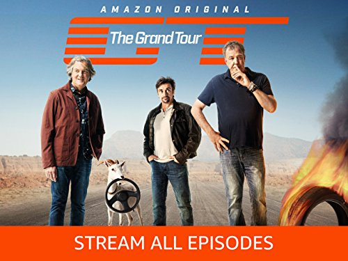 The Grand Tour Season 1 13 Episodes Nice To Have The Top Gear Boys