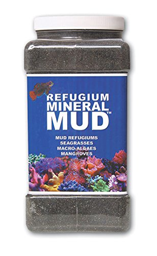 Carib Sea Mineral Mud Refugium Media 1 Gal (Refugium Mineral Mud)