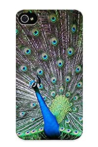 1f447d62976 Anti-scratch Case Cover Turnleft Protective Indian Peafowl Case For Iphone 4/4s