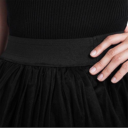 zoulouyou Jupe Wei Blanc Uni Taille Unique Wei Asymtrique Femme rrqfPdUw