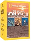 National Geographic Mysteries of the Deep - The Lost Ships of World War II Collection (Search for the Battleship Bismarck / The Lost Fleet of Guadalcanal / The Search for Kennedy's PT 109)