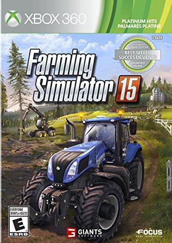 Farming Simulator 15 Platinum Hits - Xbox 360