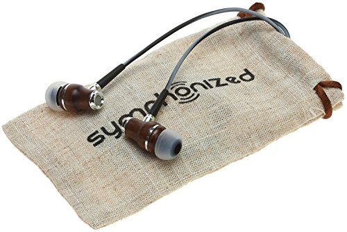Symphonized NRG 3.0 Earbuds | Wood In-ear Noise-isolating Headphones with Mic & Volume Control ...