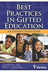 Best Practices in Gifted Education: An Evidence-Based Guide Paperback