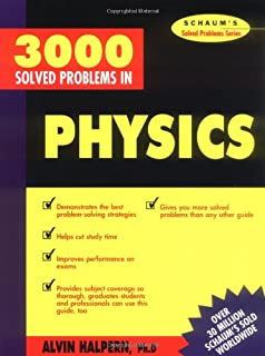 com schaum s solved problems in physics schaum s  3 000 solved problems in physics schaum s solved problems schaum s solved problems