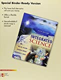 Loose Leaf Version for Integrated Science 6th Edition
