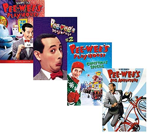 Ultimate Pee-Wee Herman Collection: Pee-Wee's Playhouse: The Complete Series / Pee-Wee's Playhouse: Christmas Special / Pee-Wee's Big Adventure: The Movie