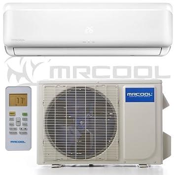 Mrcool Diy 32k Btu 14 Seer Ductless Mini Split Heat Pump