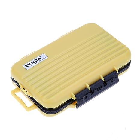 Trendyest - Caja de Almacenamiento para Tarjetas SD 8 y TF 4 ...