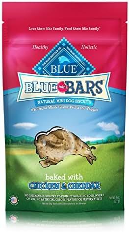 Dog Treats: Blue Buffalo Blue Mini Bars