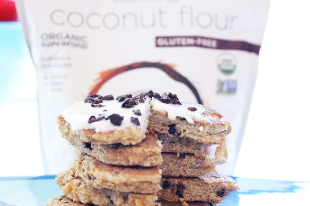 Nutiva USDA Certified Organic, non-GMO, Gluten-free Coconut Flour, 16-ounce (Pack of 6) by Nutiva (Image #6)
