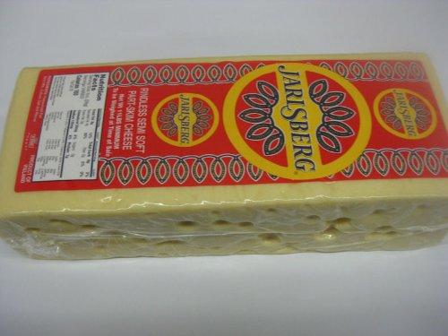 Jarlsberg Cheese Loaf Lite 12Lb Rw 12 Lb
