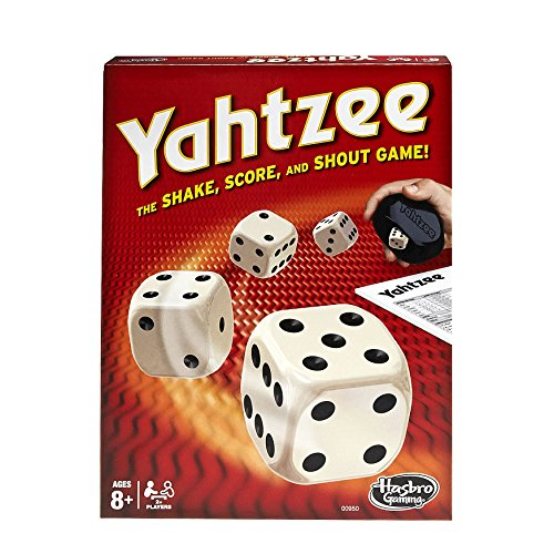 Hammond Construction Box (Yahtzee Hasbro Gaming 1 ea)