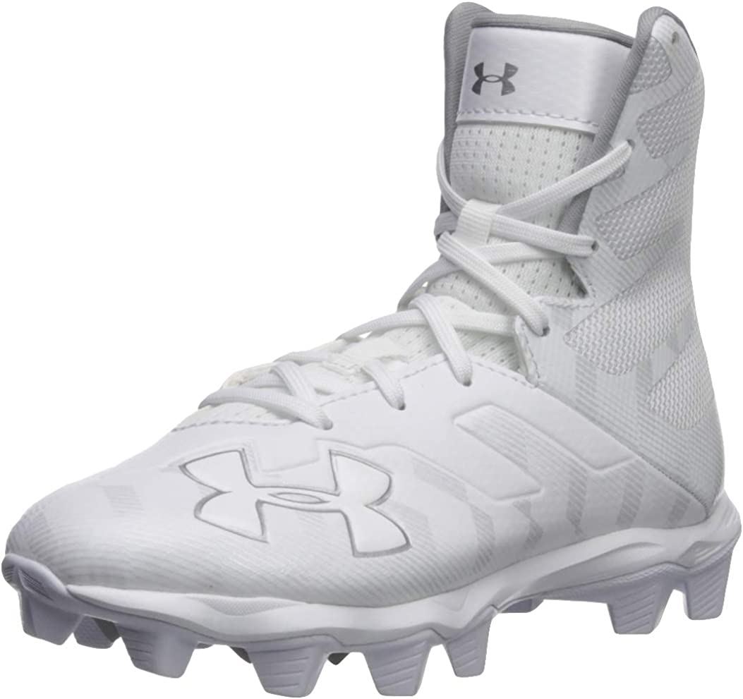 MSV Details about  /Youth Under Armour UA Lax Highlight RM Jr Football Lacrosse Cleats White