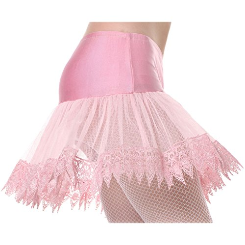 Cathedral Teardrop Petticoat - Pink ()