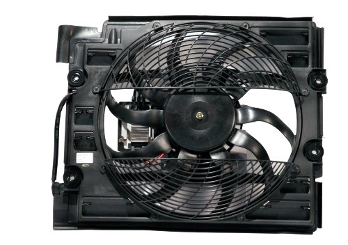 6 Auxiliary Fan Assembly - 5