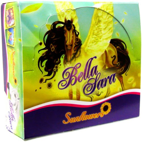 Bella Sara Horses Trading Card Game Series 11 Sunflower Booster Box 24 Packs