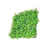Generic Artificial Aquatic Green Grass Plant Turf Lawn Aquarium Fish Tank Landscape