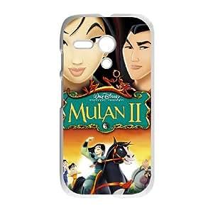 Mulan II Motorola G Cell Phone Case White Cksm