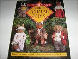 Book Sue Dolman's Book of Animal Toys