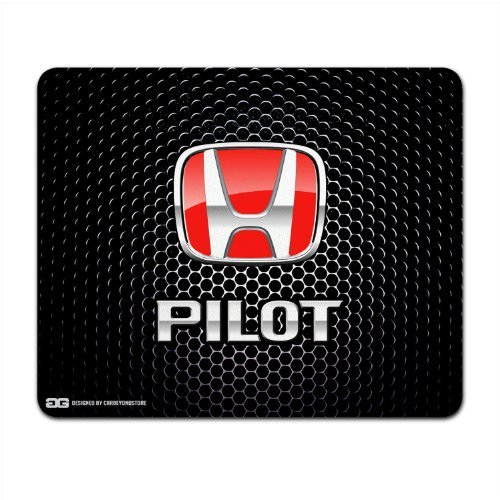 honda-pilot-red-logo-punch-grille-computer-mouse-pad