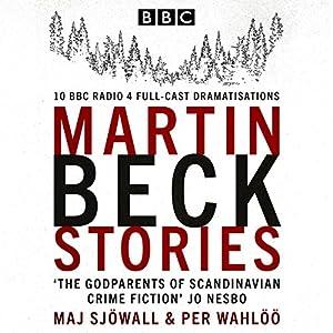 The Martin Beck Stories Audiobook