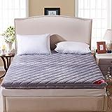 hxxxy Futon mattress topper,Tatami floor mat Queen size Single size-B 90x200cm(35x79inch)