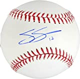 Seth Smith San Diego Padres Autographed Baseball - Fanatics Authentic Certified - Autographed Baseballs