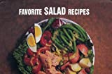 Favorite Salad Recipes, Bob Simmons and Coleen Simmons, 1558671730