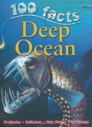 Read Online 100 Facts - Deep Ocean pdf