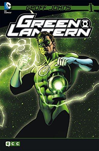 Descargar Libro Green Lantern De Johns 1 Geoff Johns