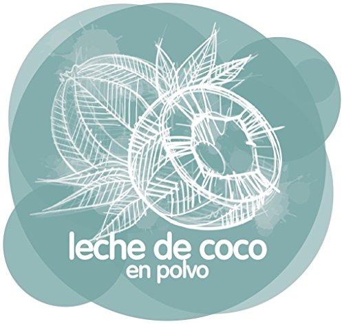 Energy Feelings Leche Deshidratada de Coco Ecológico - 200 gr: Amazon.es: Salud y cuidado personal